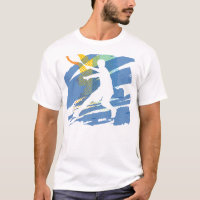 Coolest Tennis T Shirt for tennis players
