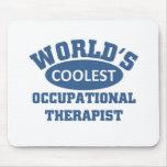 Coolest Therapist Mousepads