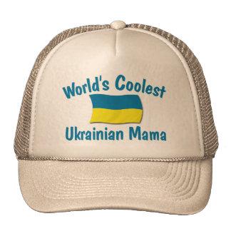 Coolest Ukrainian Mama Trucker Hat