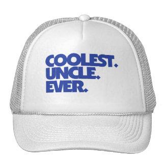 Coolest Uncle Ever Trucker Hat