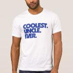Coolest Uncle Ever Shirt