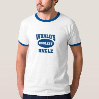 Coolest Uncle T-Shirt