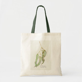 Coolibah Blossoms Tote Bags