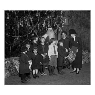 Coolidge Christmas: 1924 Poster