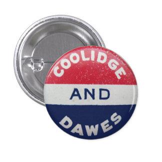 Coolidge-Dawes Button