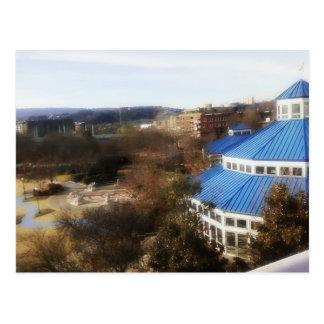 Coolidge Park, Chattanooga, TN Postcard