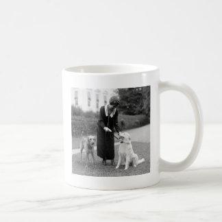 Coolidge & The Gang: 1924 Coffee Mug