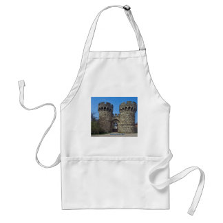 Cooling Castle Gate House Adult Apron