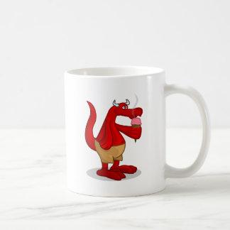 Cooling Down Coffee Mugs