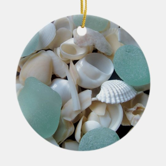 Cooling Glass Ceramic Ornament