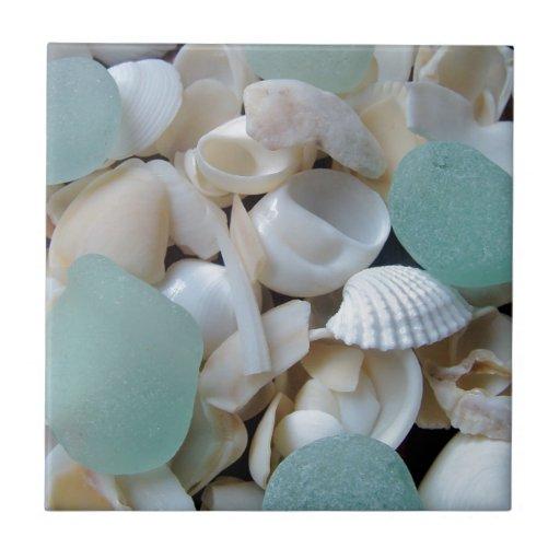 Cooling Glass Ceramic Tile