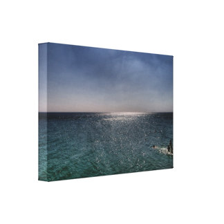 Cooling Off Canvas Print
