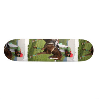 Cooling Out Skateboard