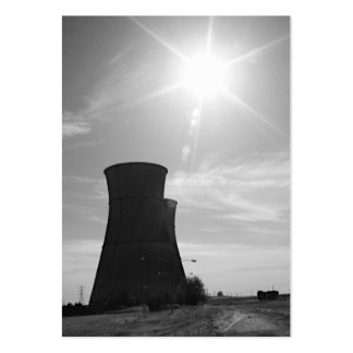 Cooling Towers Business Card