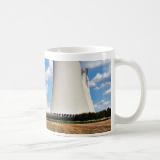 Cooling Towers Of A Nuclear Power Station Coffee Mug