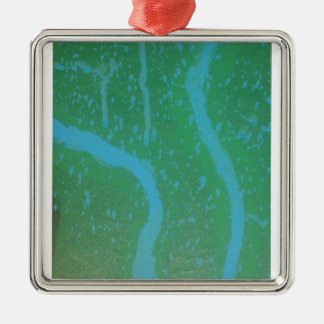 coolly more water christmas ornament