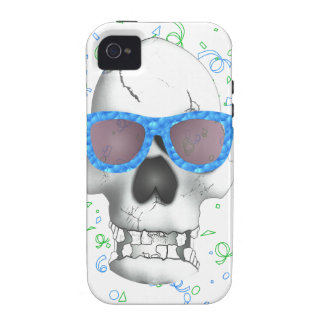 Coolly skull Iphone case iPhone 4/4S Covers