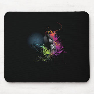coolmusic4 mousepad
