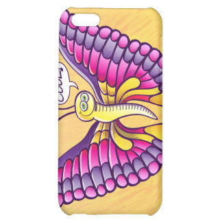 Coolorful Butterfly iPhone 5C Cases