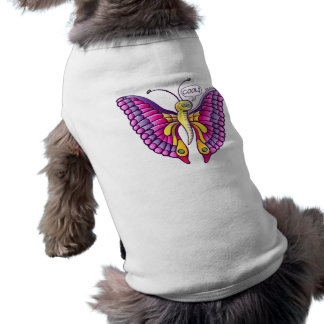 Coolorful Butterfly Pet Tshirt