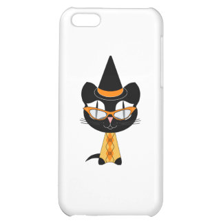 Coolsville Halloween Kitty iPhone 5C Cover