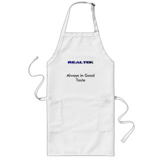 cooltext90822297, Always in Good Taste Long Apron