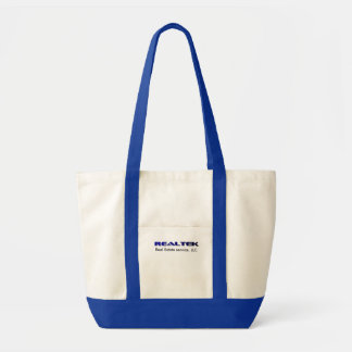 cooltext90822297, Real Estate service, LLC Impulse Tote Bag