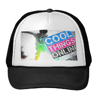 COOLTHINGS ONLINE PROMO TRUCKER HAT