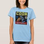 Coon Brand Sweet Potatoes T-Shirt