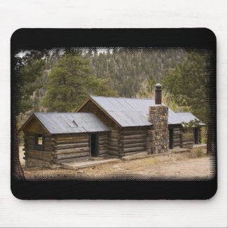 Coon Creek Cabin Mouse Pads