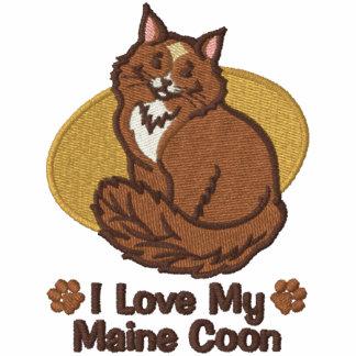 Coon de Maine del amor