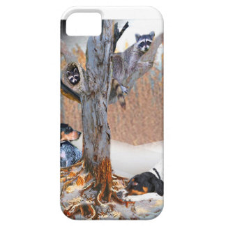 Coon Dog Hunt iPhone SE/5/5s Case