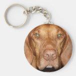 Coon Hound Keychain