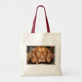 Coon Hound Small Canvas Bag