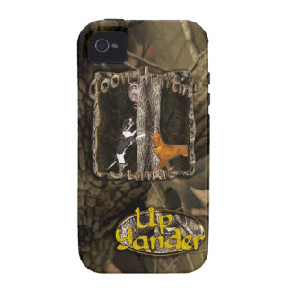 Coon Huntin' Junkie iPhone 4 Case
