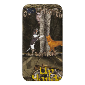Coon Huntin' Junkie iPhone 4/4s Case