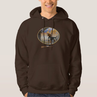 Coon Up A Tree Apparel Hoodie