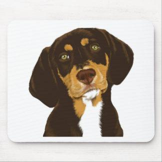 Coonhound Alfombrillas De Raton