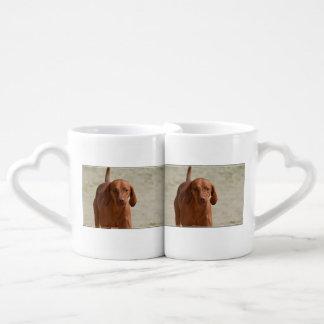 Coonhound Coffee Mug Set