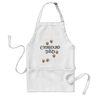 Coonhound Dad Adult Apron