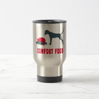 Coonhound de Redbone Taza Térmica