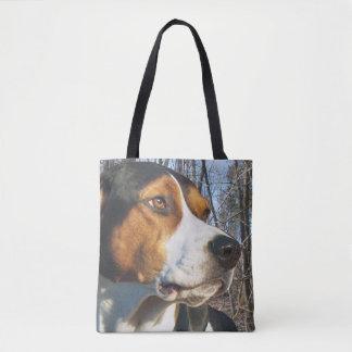 Coonhound del caminante de Treeing Bolsa De Tela