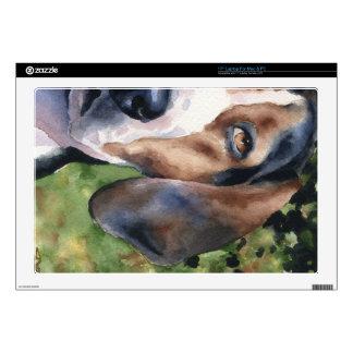 Coonhound del caminante de Treeing Skins Para 43,2cm Portátil