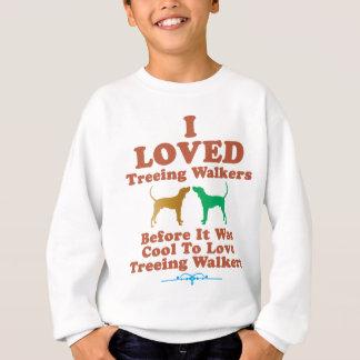 Coonhound del caminante de Treeing Sudadera