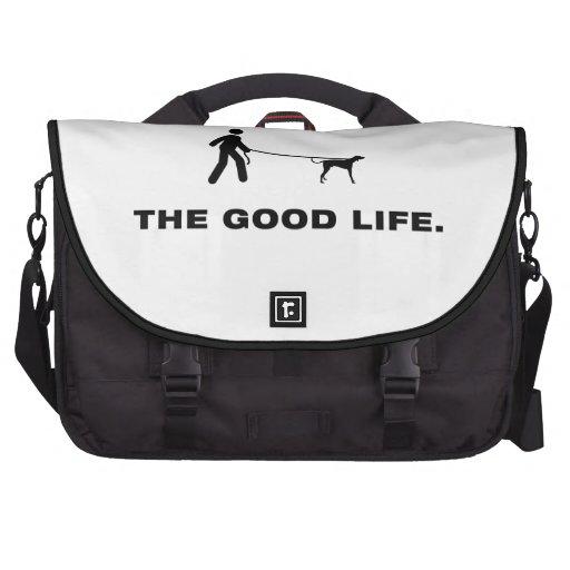 Coonhound del inglés americano bolsas de portatil