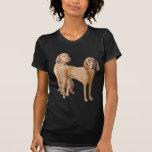 coonhound del redbone playera