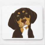 Coonhound Mouse Pads
