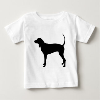 Coonhound Playera Para Bebé