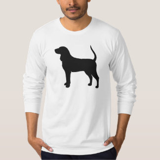 Coonhound Silhouette T-Shirt