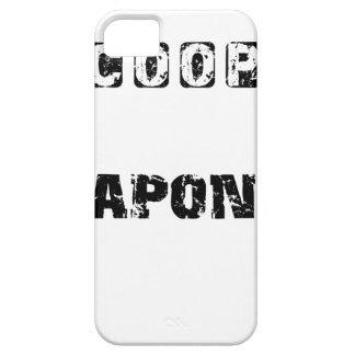 Coop Capone iPhone SE/5/5s Case